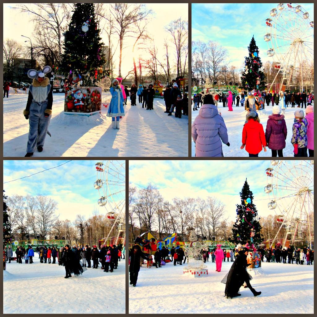 6 января Парк Победы